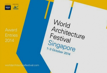 Chris Bosse judges again at the WAF Singapore 2014